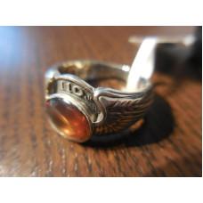 Dámský stříbrný prsten Harley Davidson 110. výročí