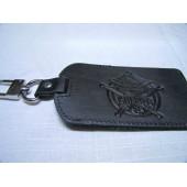Harley Davidson Sheriff Luggage Tag