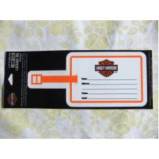 Označení zavazadla Harley Davidson LT110279