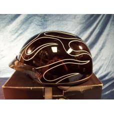 Harley Davidson helma plameny 97309-08V, vel. S