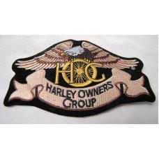 Harley Davidson HOG patch