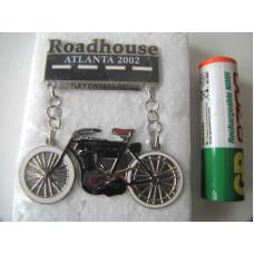 Harley Davidson HOG Roadhouse Atlanta 2002 Pin