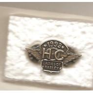 Dámský odznáček Harley Davidson HOG Ladies of Harley