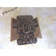 Odznáček Harley Davidson HOG Open House