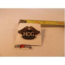 Harley HOG Eagle Pin