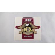 Harley Davidson HOG 15th Anniversary 1983-1998 Decal
