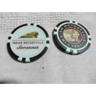 Indian Savannah Poker Chip