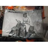 Harley-Davidson Womens Retro Handbag Tote 1950 Handbag HDB-25351