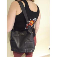 Harley-Davidson Womens Leather Handbag Tote HD612