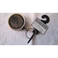 Klíčenka Harley Davidson se zavinovacím lankem 97785-10VM