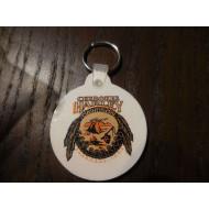 Harley Davidson gumová klíčenka H-D Cherokee Iowa