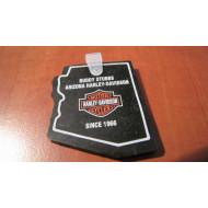 Harley Davidson - Arizona rubber keychain