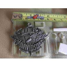 Harley Davidson Eagle Keychain