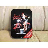 Harley Davidson  Keychain Smalt