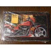 Harley Davidson uživatelský Owner's manuál 2001 FXDWG2 Dyna Wide Glide