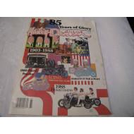Harley Davidson magazín z r. 1988 - 85 let slávy