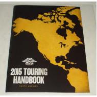 2015 Harley Davidson Touring Handbook - HOG