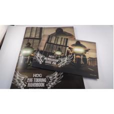 Cestovní příručka HOG Touring Handbook 2016