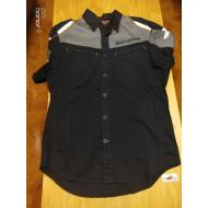 Harley-Davidson Men's Performance Vented Short Sleeve Woven Shirt 96451-17VM, Size Medium