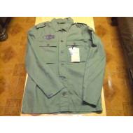 Harley-Davidson Men's Shirt Jacket,Long Sleeve, Khaki, size M,L