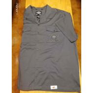 Harley-Davidson Men's Willie G. Skull Garage Short Sleeve Shirt Gray 99010-14VM, Size 4XL