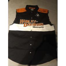 Košile bez rukávů Harley Davidson 99016-08VM vel. S