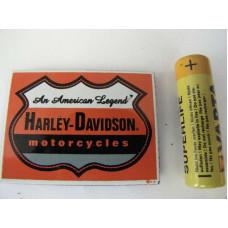 10601042 Harley Davidson Motorcycles An American Legend Magnet