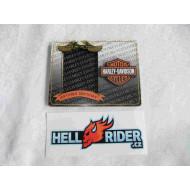 Harley Davidson Live to Ride Magnet