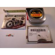 750 Flathead Harley Davidson Magnet