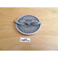 Harley Davidson University - 11th Anniversary (1991-2002) plaquette