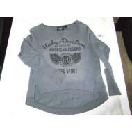 Harley-Davidson Women's American Legend Pullover Sweatshirt 96338-19VW Medium