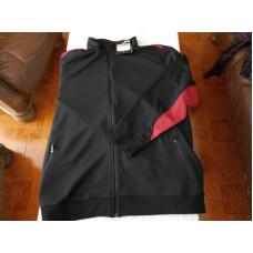 Harley-Davidson Men's Performance Activewear Jacket, Black 96493-17VM, Medium, XXL