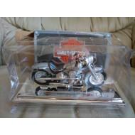 Model motocyklu Harley-Davidson Street Stalker, metal, 1:18