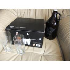 2pc Brew Pub Beer + Bottle, Set Harley Davidson