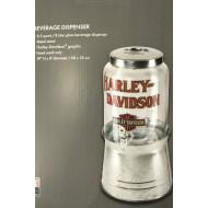 Harley-Davidson Beverage Dispenser 8,5 quart w/Metal Stand HDX-98502