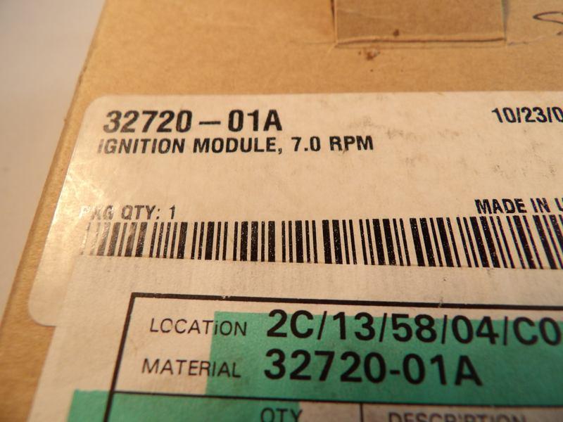 Harley Davidson Ignition Module Screamin Eagle 32720-01A
