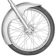 """Přední blatník Duster 4,5"""" od RWD RUSS WERNIMONT DESIGNS pro Harley Davidson 19 nebo 21"""" kolo"""