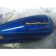 Harley-Davidson Blue Fuel Tank XL883C