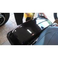 Ochranná fólie HogSkins na víka kufrů na Harley Davidson Touring