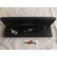 Harley-Davidson Women's Infinity Silver & Leather Bracelet