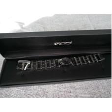 Harley Davidson pánský ocelový náramek řetěz s logem Bar&Shield