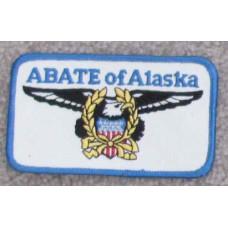 Abate of Alaska Patch
