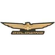 Nášivka Honda Goldwing - velká zádová PPH1067