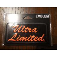 Harley Davidson nášivka Ultra Limited