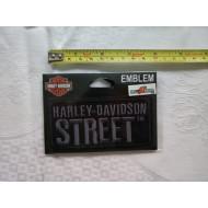 Harley Davidson nášivka Street XG500 XG750, 10 cm x 5 cm