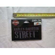"""Harley Davidson XG500 XG750 Street Patch 3,9"""" x 2"""""""