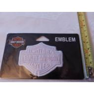 Harley Davidson růžové logo Bar Shield EM302071Y