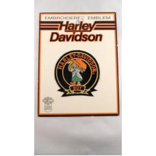 Harley Davidson Vintage 70's small Harley boy patch