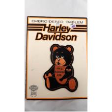 """Harley Davidson Vintage 70's I'm Harley Kid patch 4"""""""