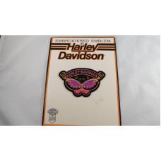 Harley Davidson Vintage 70's small Butterfly patch